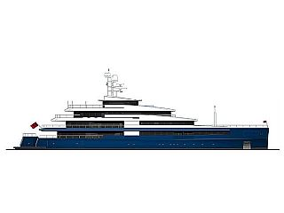 Striker 230 FOOT (70 M) CUSTOM MOTORYACHT