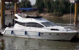 Sunsea Luxury yacht 45